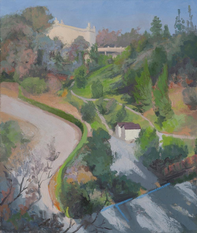 View From World Beat of the Balboa Park Spreckels Organ Pavillion 2015