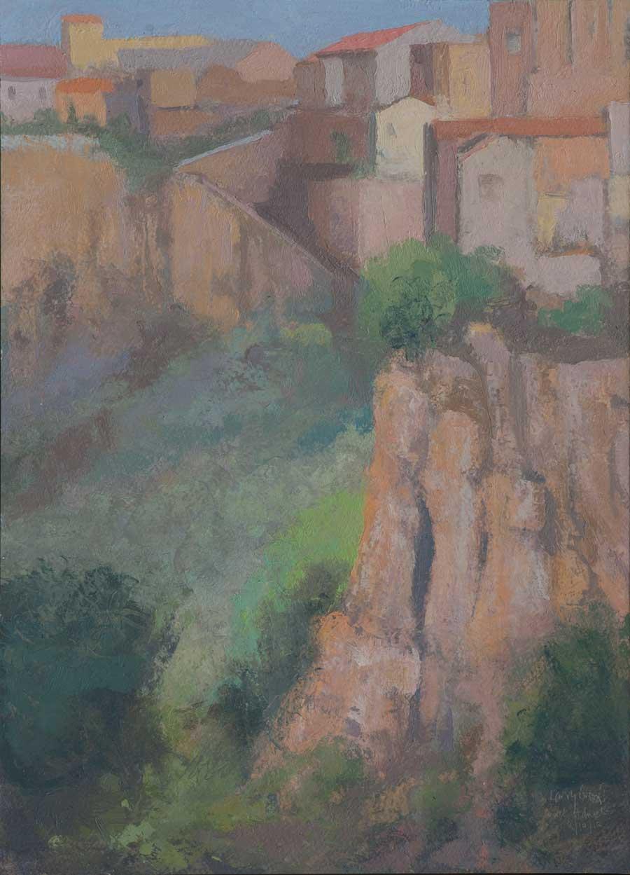 Castel Sant'elia View