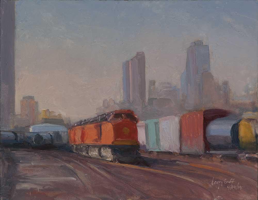 San Diego Trainyard