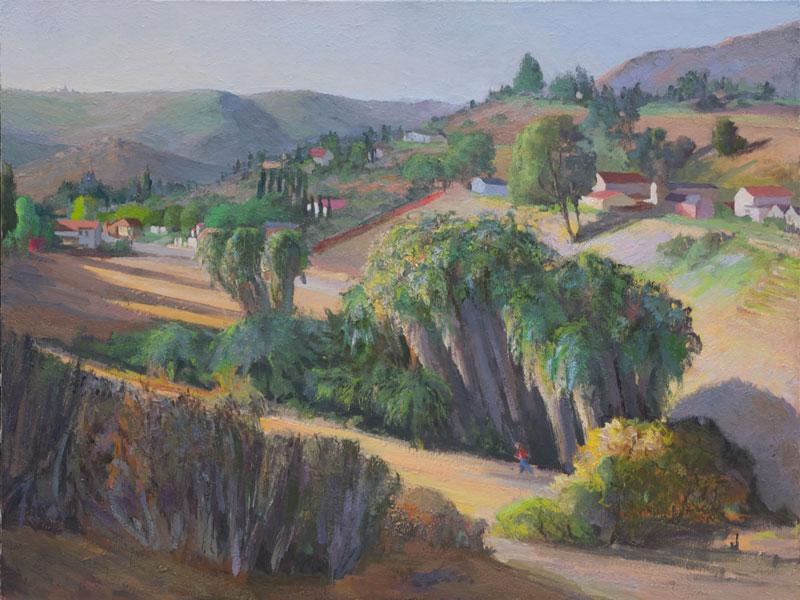 Tuxedo Canyon, San Carlos in San Diego